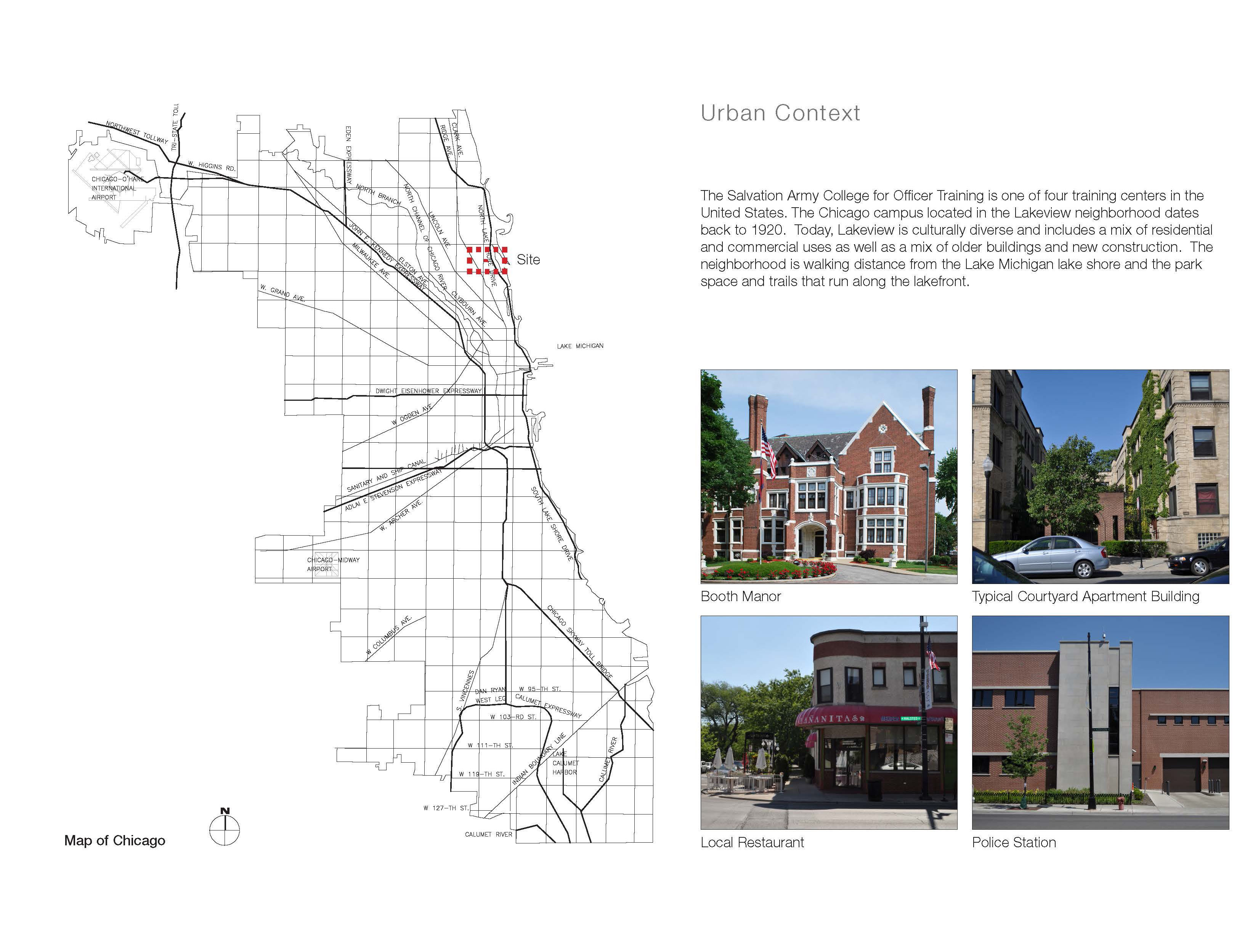 College for Officer Training Campus Master Plan · Projects
